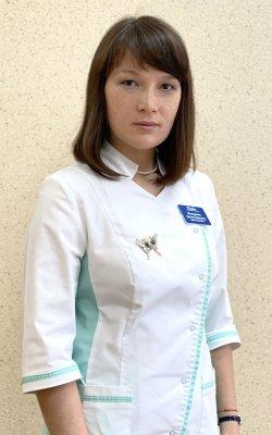 Мымрина Елена Павловна
