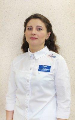 Чуйко Екатерина Александровна
