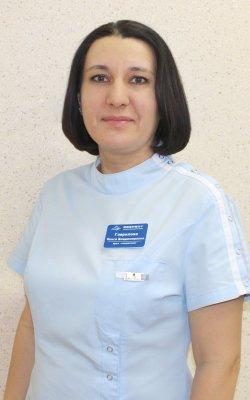 Гаврилова Ольга Владимировна