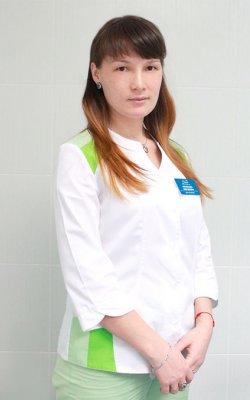 Каргапольцева Елена Павловна