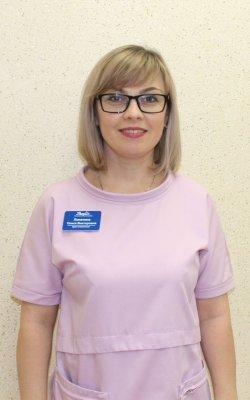 Лопатина Олеся Викторовна