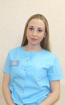 Воронина Нина Александровна